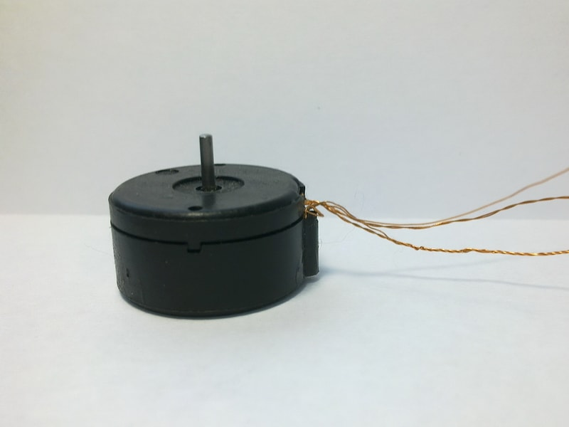 Микроэлектродвигатель вентильный 3ДВМ22